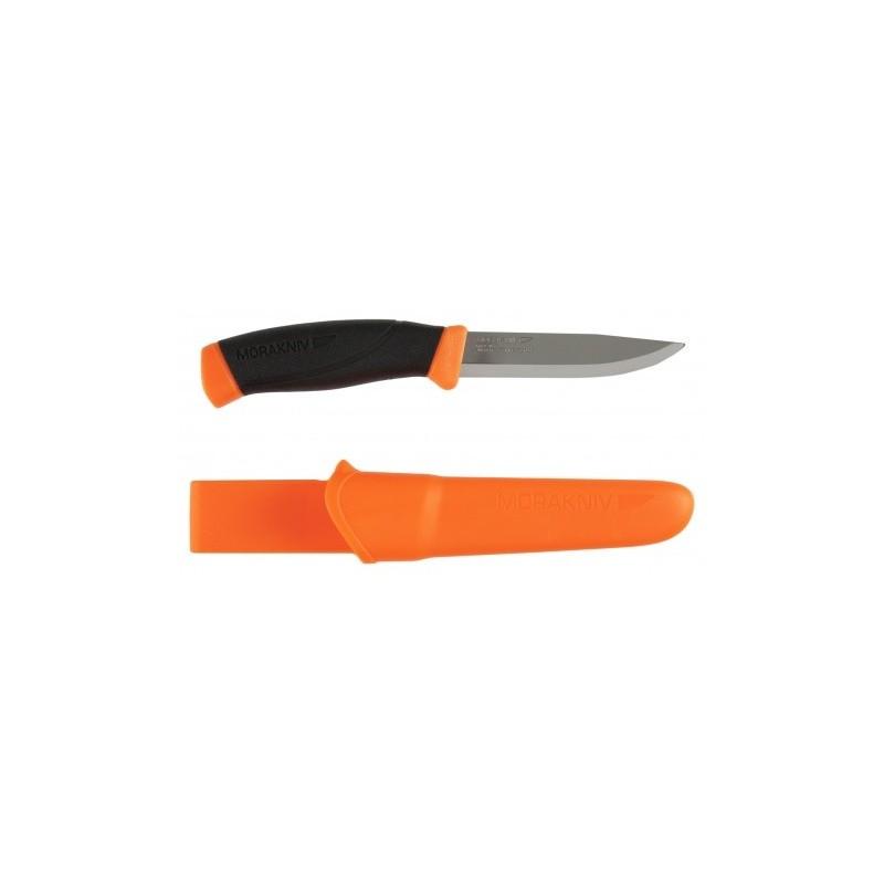 MORA Companion Orange ner. plieno peilis