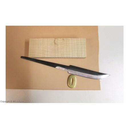 Rinkinys peilio gamybai Nordic Knife Starter Kit 95