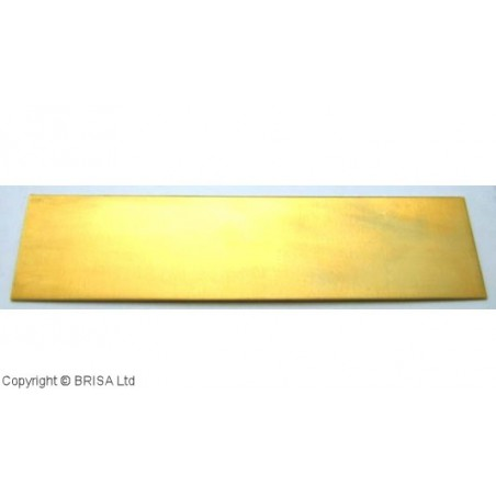Žalvaris (brass) 3x50x200