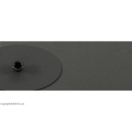 Kydex pilkas Storm gray 2 mm ( 0.080) 15x30 cm