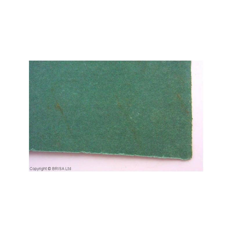 Vulkanizuota fibra 0,8 mm t.žalia