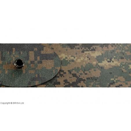 Kydex Forest Digital Camo 2mm( 0.080) 15x30 cm