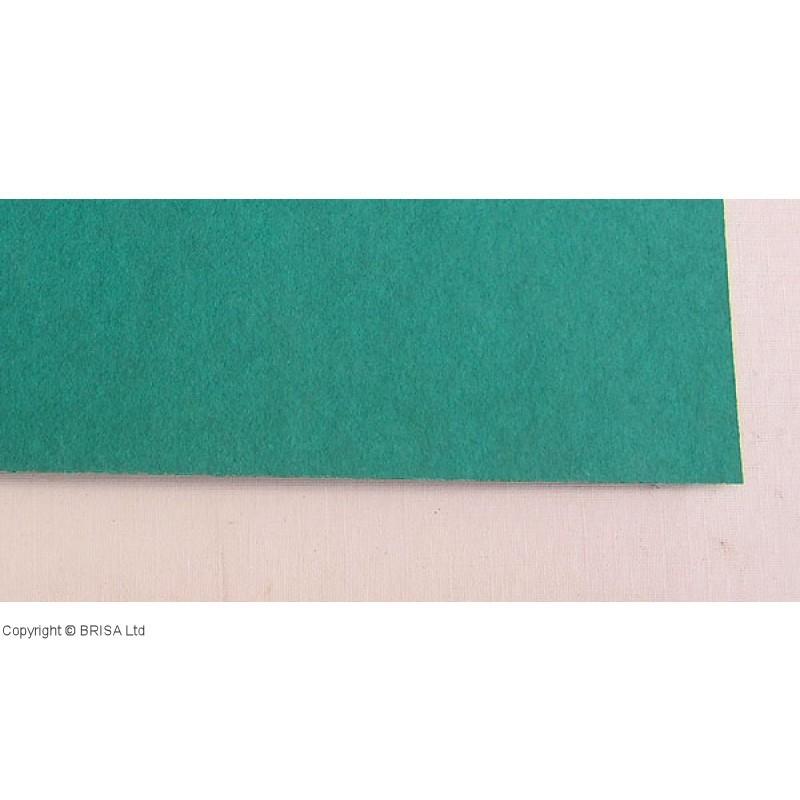 Vulkanizuota fibra 0,8 mm ryškiai žalia