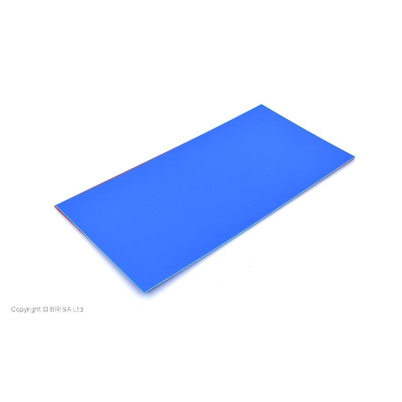 Stiklo pluoštinys G-10 Blue Spacer 0,8mm