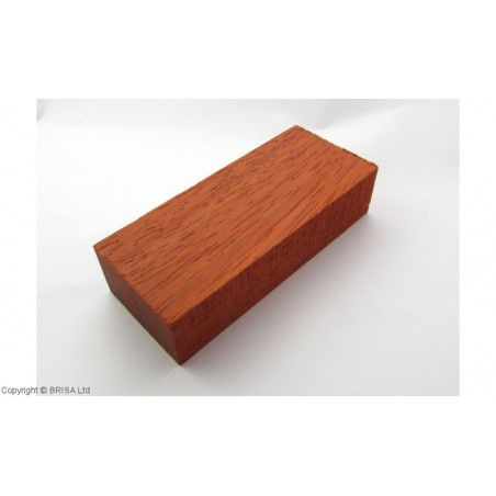 Mediena rankenai Padouk (rausvasis koralmedis )