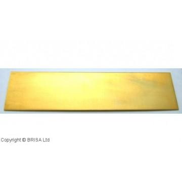 Žalvaris (brass) 8x40x100