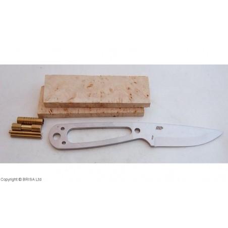 Rinkinys peilio gamybai Enzo Necker 70 F Kit/Alder Root