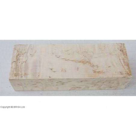Mediena rankenai Curly birch (karpotasis beržas )