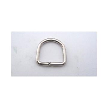 D formos žiedas Nickel -17...