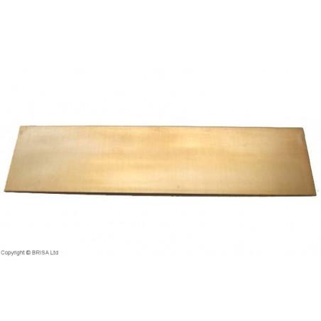 Bronza (bronze) 1x50x200