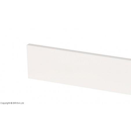 Elforinas (elforyn) baltas 120x40x10