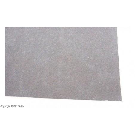 Vulkanizuota fibra 1,5 mm pilka