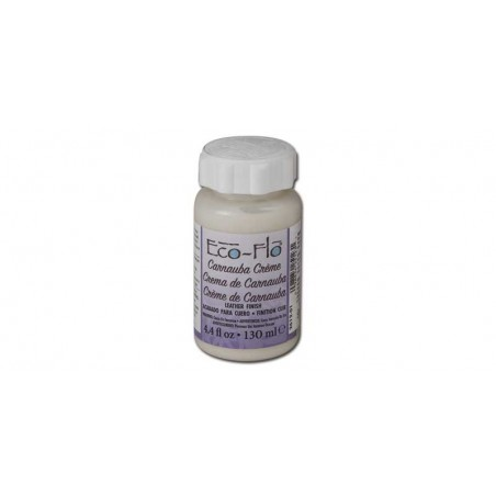 Priemonė odos apdirbimui Eco-Flo Carnauba Cream