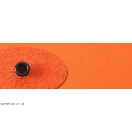 Kydex oranžinis Orange 2mm ( 0.080) 15x30 cm