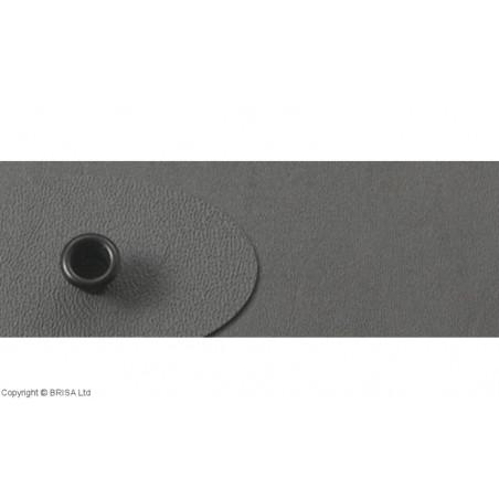 Kydex Gun metal gray 2mm ( 0.080) 15x30 cm