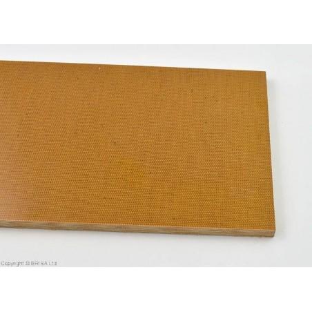 Medvilnės pluoštinys (Micarta) Mustard Canvas large