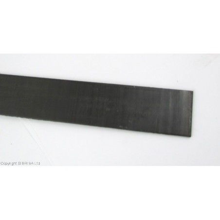 Plienas geležtėms 15N20/ 3,0 x 40 x 250 mm
