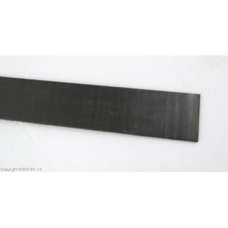 Plienas geležtėms 15N20/ 3,0 x 40 x 500 mm