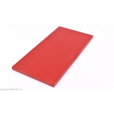 Stiklo pluoštinys G-10 raudonas did
