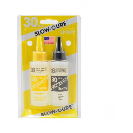 Epoksidiniai klijai bSi Slow-Cure Epoxy 128g