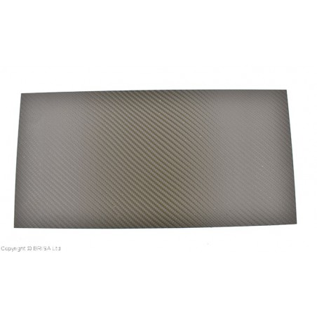 Holstex Carbon Fiber Olive 2 mm ( 0.080) 15x30 cm