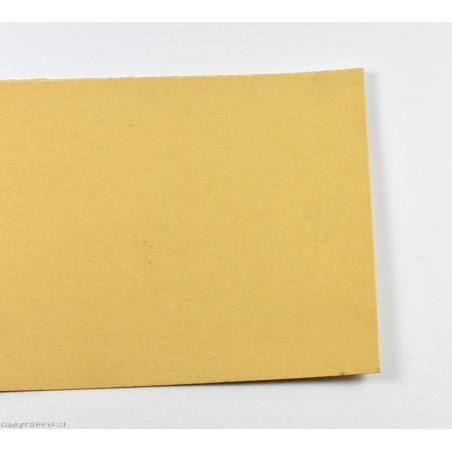 Vulkanizuota fibra 0,8 mm šviesiai geltona