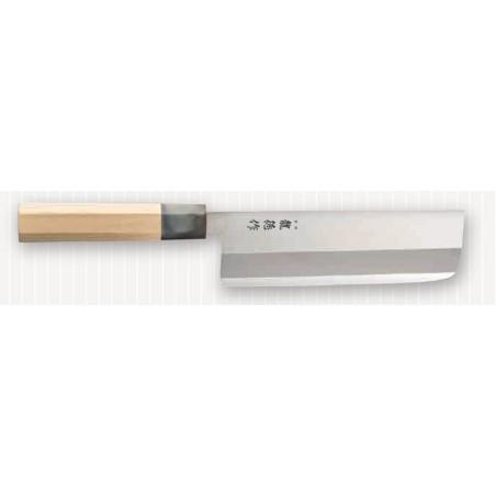 "Virtuvinis peilis  Fuji Cutlery ""RYUTOKU"" Nakiri 160mm"