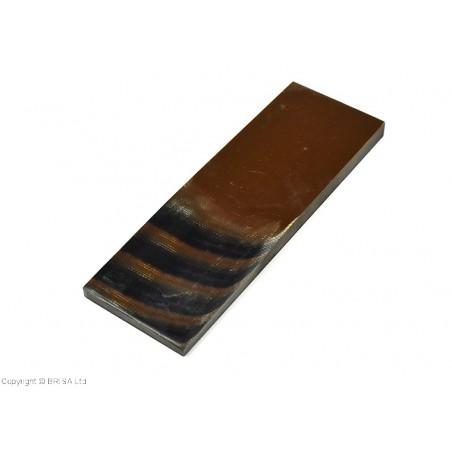 Stiklo pluoštinys G-10 juoda/ruda