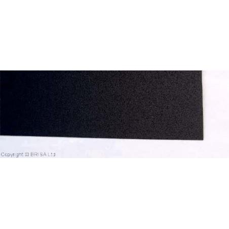 Polipropilenas PP Black 0,4 mm